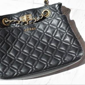 Guess Purse: Chanel Inspired Chain Link